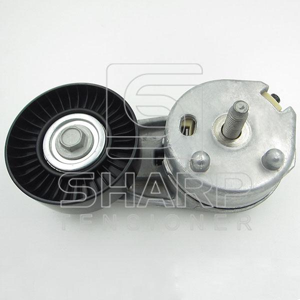 LR035546 LR010756 Belt tensioner,V-Ribbed belt for LandRover