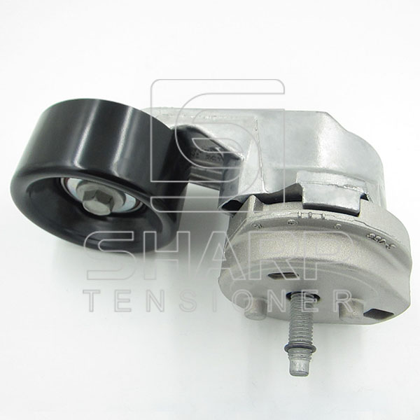 PQG500111 Belt tensioner,V-Ribbed belt for LandRover (1)