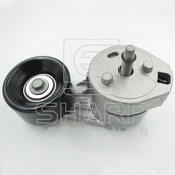 PQG500220 Belt tensioner,V-Ribbed belt for LandRover (2)