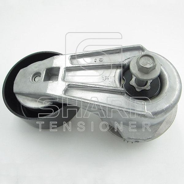 PQG500220 Belt tensioner,V-Ribbed belt for LandRover (3)