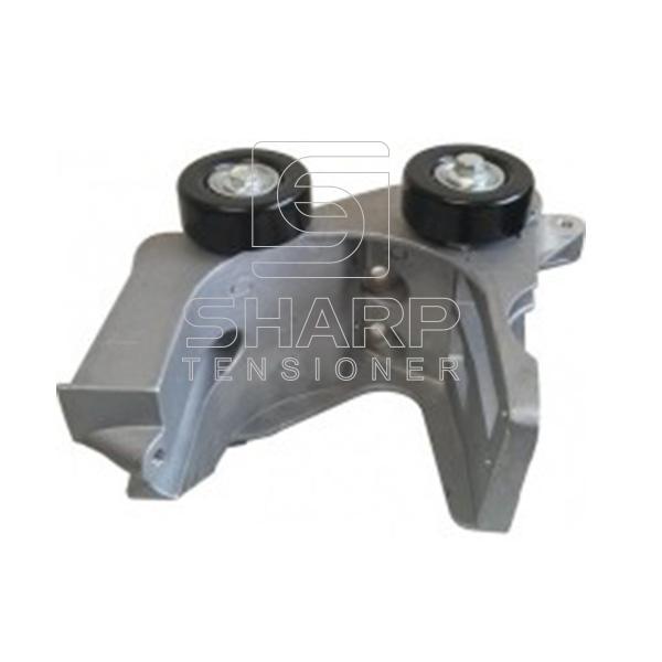 4S6Q10K018AA  7S4Q10K018AC Ford belt tensioner,v-ribbed belt