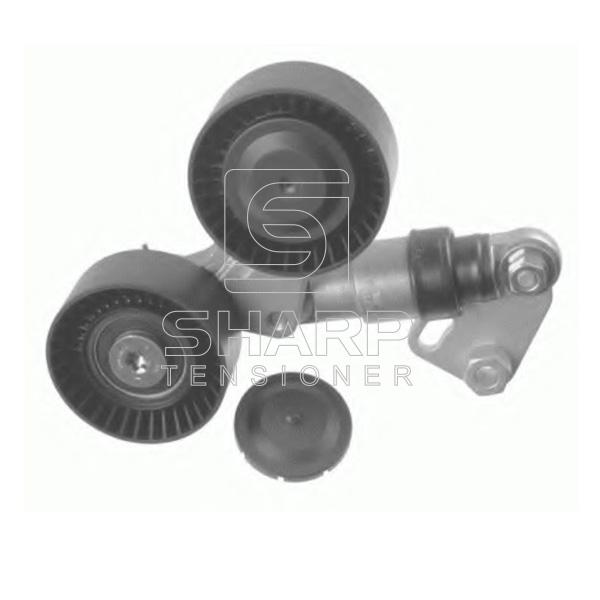 11281745546 11281742858 BMW Belt tensioners,V-Ribbed Belt
