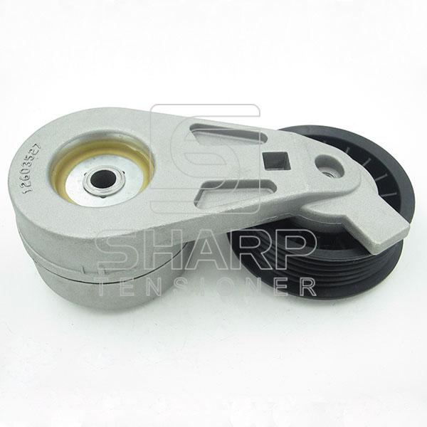 12603527 GENERAL MOTORS Belt Tensioner,V-Ribbed Belt (3)