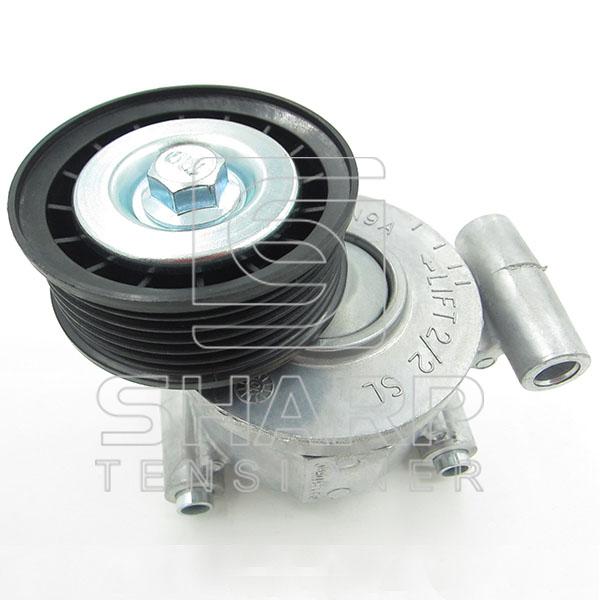 5M5Q6A228AA 1364542  1251661 Ford Belt  Tensioner,V-ribbed belt