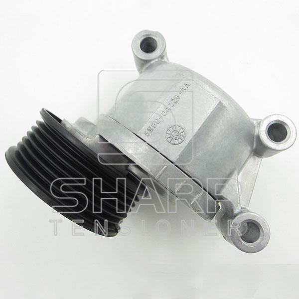 LF5015980 LFY115980   Ford Belt  Tensioner,V-ribbed belt (3)