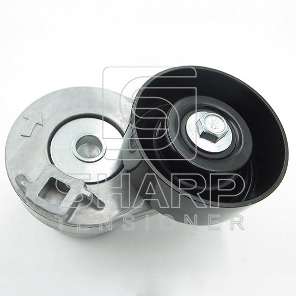 YS4ZB209AA Ford Belt Tensioner,V-Ribbed Belt (3)