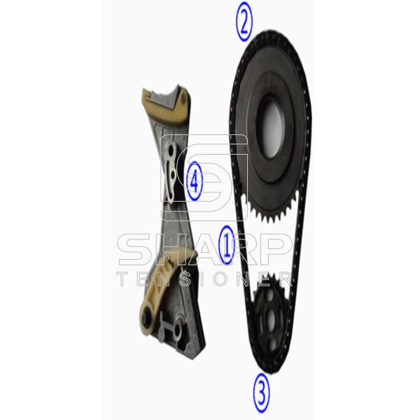 03G115124D FOR VOLKSWAGEN Timing Chain Kit