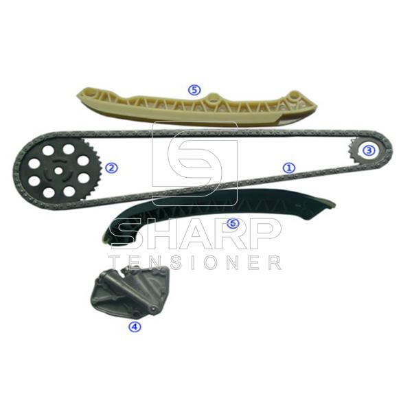 VAG 03E109507 Timing Chain Kit
