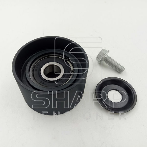 014012787,532041610,For EVOBUS Belt Tensioner,V-Ribbed Belt