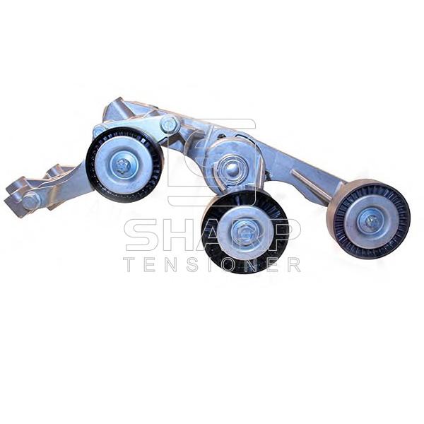 6402001870,6402002670 MERCEDES-BENZ Belt Tensioner,V-Ribbed Belt
