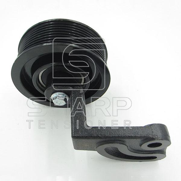 AGRALE 6009101016009,941003410016,NY7718 Belt Tensioner,V-Ribbed Belt (3)