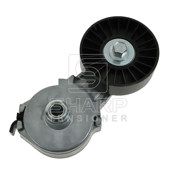 E7TA6B209EA E8TZ6B209A F2TA6B209DA Ford Belt Tensioner With Pulley,V-Ribbed Belt (2)