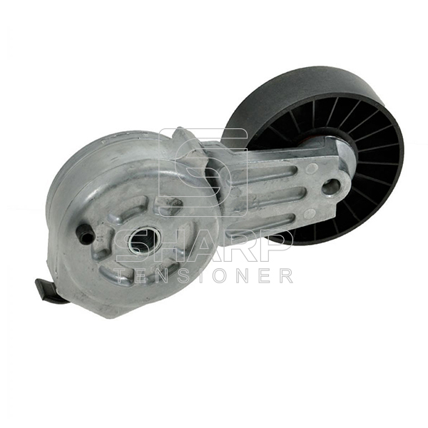 Ribbed Belt Pulley : E ta b hb f tz c ford belt tensioner with pulley v ribbed
