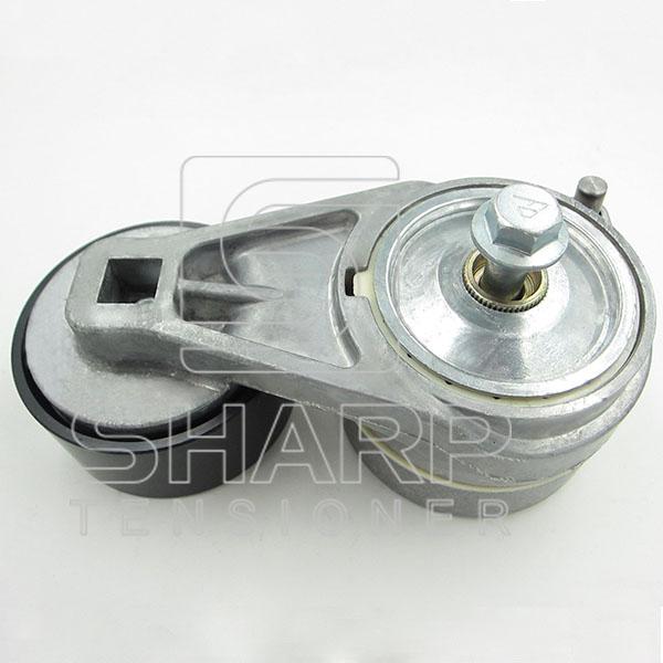 T411130 2637A001 For Perkins Belt Tensioner, v-ribbed belt (2)