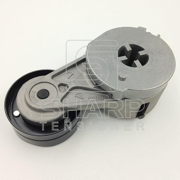 87800708,83998237 NEW Holland Tractor V-belt tensioner (1)