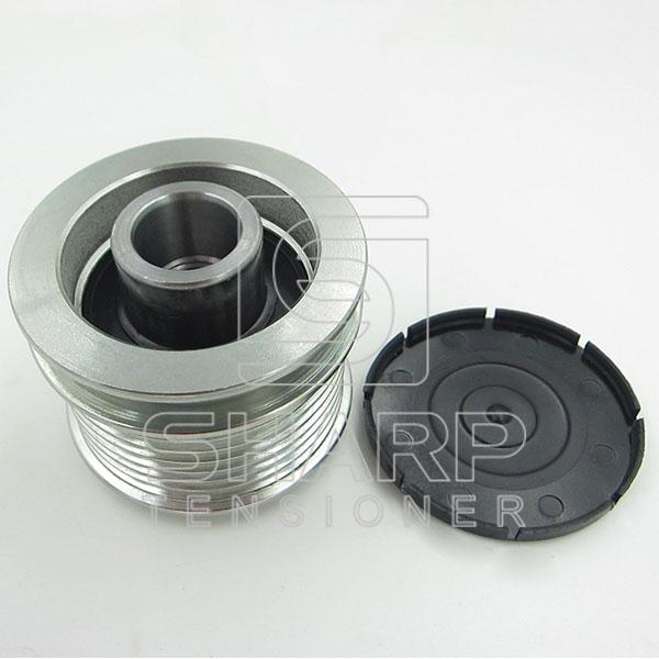 KS455130 AL166836 455130 Pulley, Alternator fits for John Deere (2)