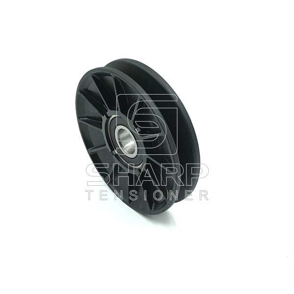 Tensioner Pulley Fits for Bobcat 6662997
