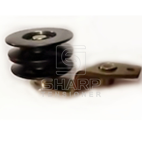 9180100040 ForkLift Truck Belt Tensioner Fits for Cat 854