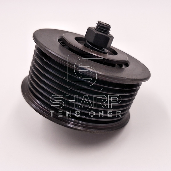 TENSIONER PULLEY 2362314 FIT FOR CAT