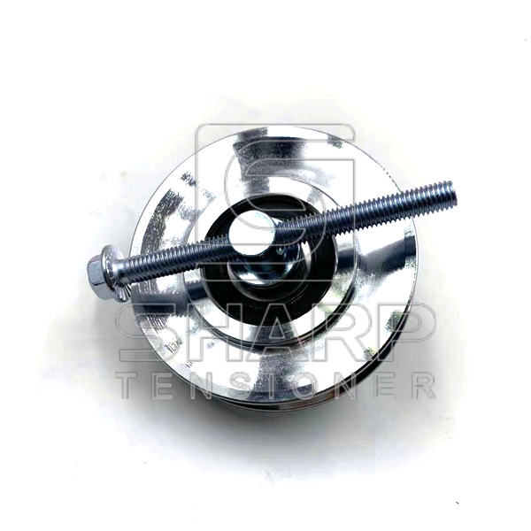 TENSIONER PULLEY 3277193 2553018 fits for CATERPILLAR PULLEY