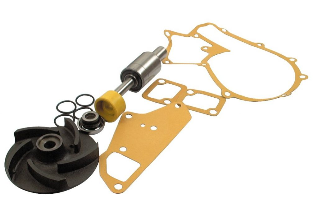 RE70143, RE62660, RE11348 FIT FOR John Deere 3350 Water Pump Repair Kit