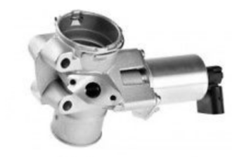 EGR VALVE 6068TLA52 FIT FOR JOHN DEERE